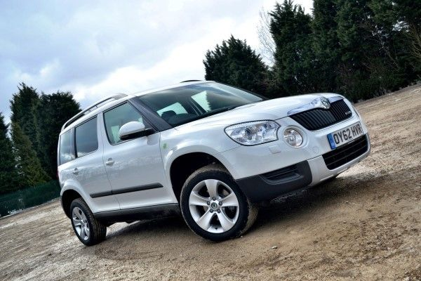 Skoda Yeti Greenline II review