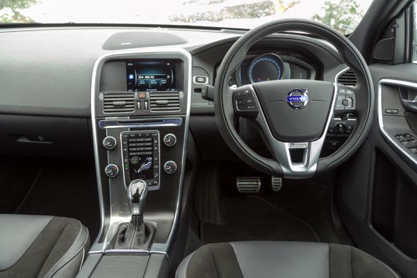 Picture Volvo Xc60 Volvo Xc60 Dashboard