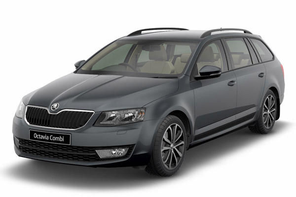 Skoda Octavia Colour Guide Carwow