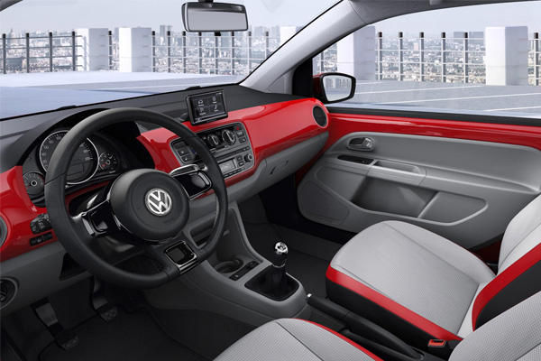 Volkswagen Up dimensions UK exterior and interior stats carwow