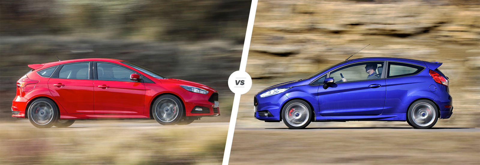 Driving & Ford Fiesta ST vs Focus ST: which is best? | carwow markmcfarlin.com