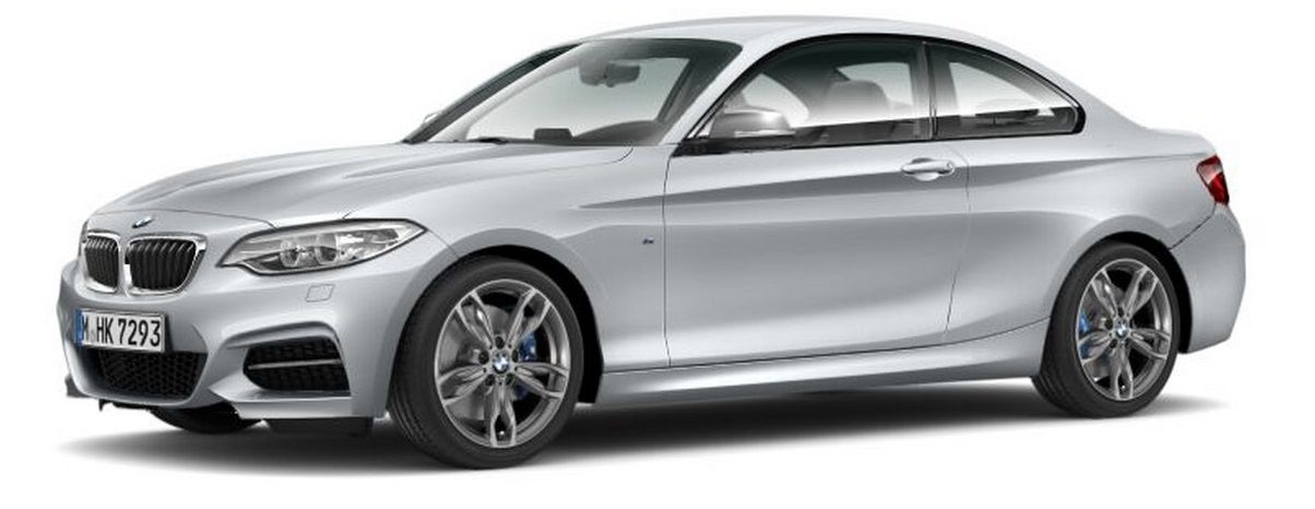 BMW 2 Series Colours Guide And Prices