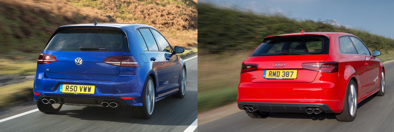 Vw Golf R Vs Audi S3 Which Is The Best Super Hatch On Sale