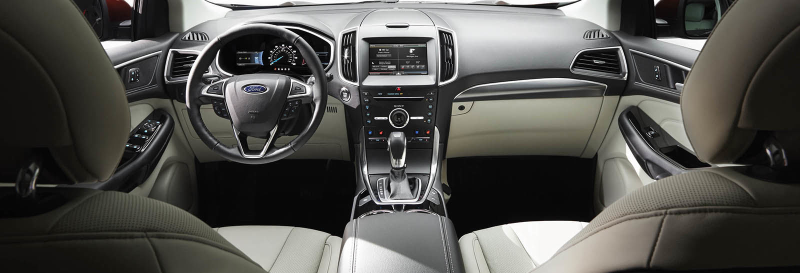 2017 Ford Edge Interior Dimensions