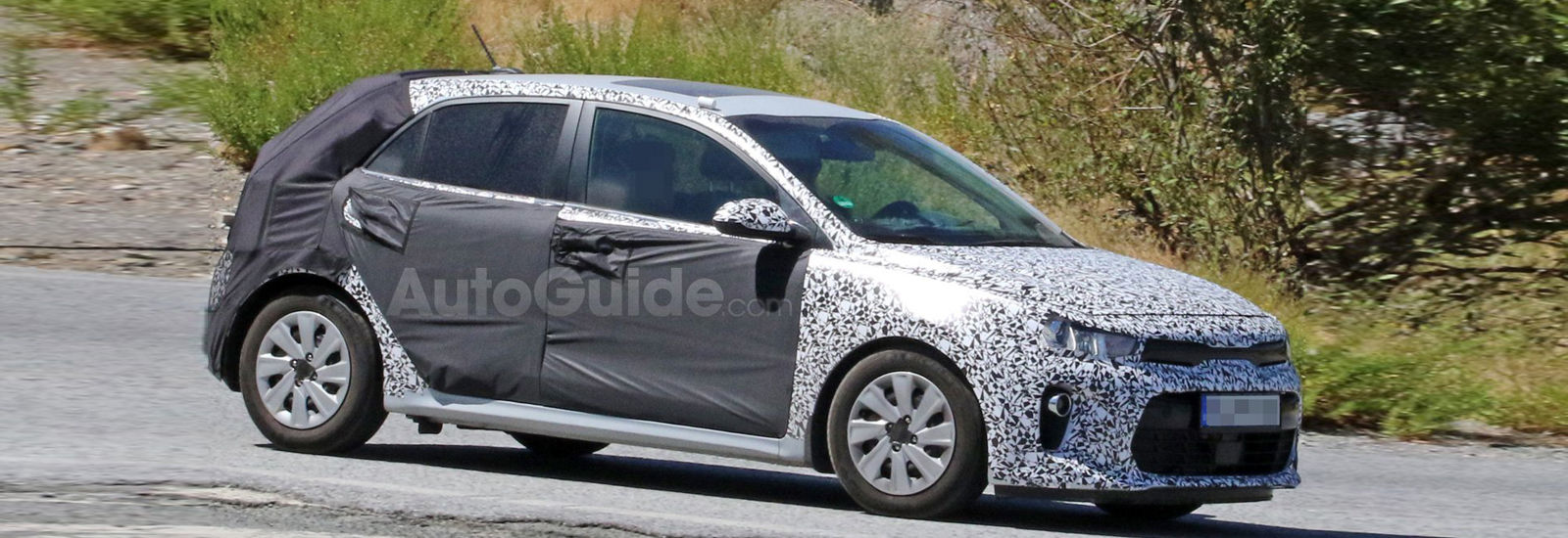 2018 Kia Rio Gt Hot Hatch Price Specs Release Date Carwow