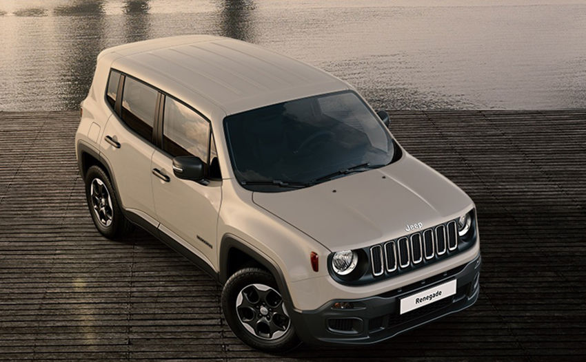 Jeep Renegade Colours Guide And Prices Carwow