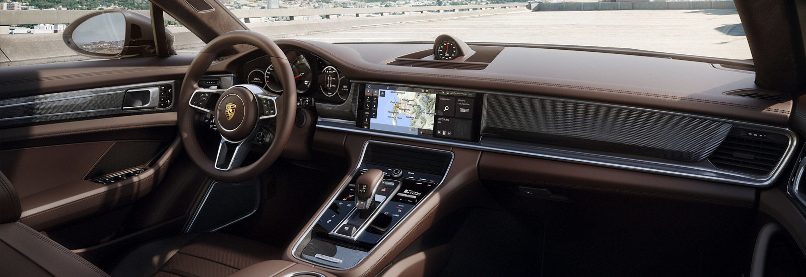 Porsche Panamera Interior Specs