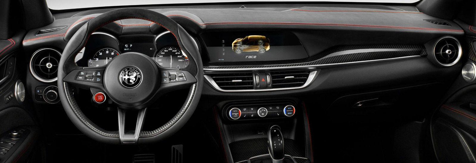 2017 Alfa Romeo Stelvio Suv Price Specs Release Date Carwow