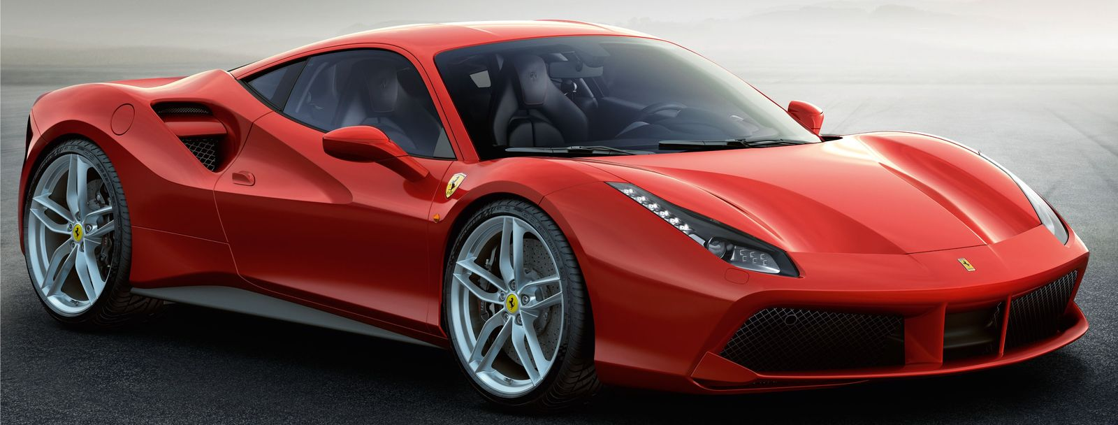 New 2015 Ferrari 488 GTB revealed – turbo replacement for 458 ...