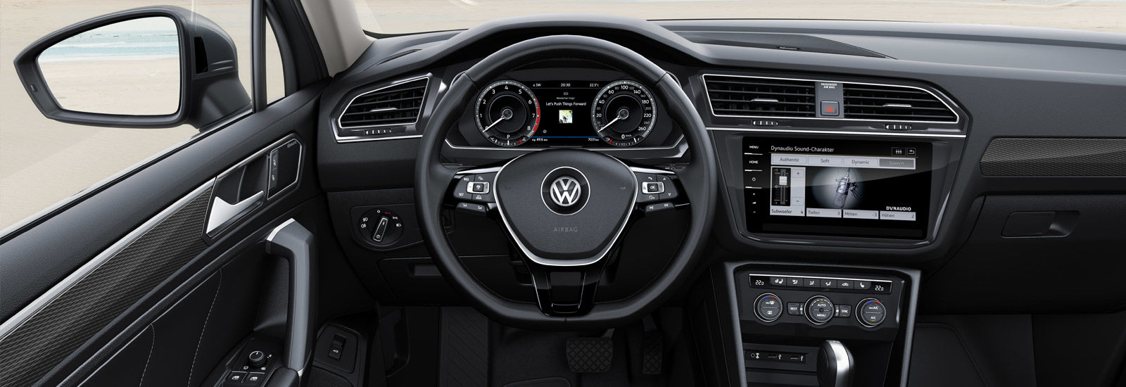 vw tiguan interior the image kid has it. Black Bedroom Furniture Sets. Home Design Ideas