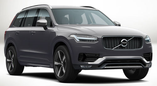2015 Volvo XC90 colour guide | carwow