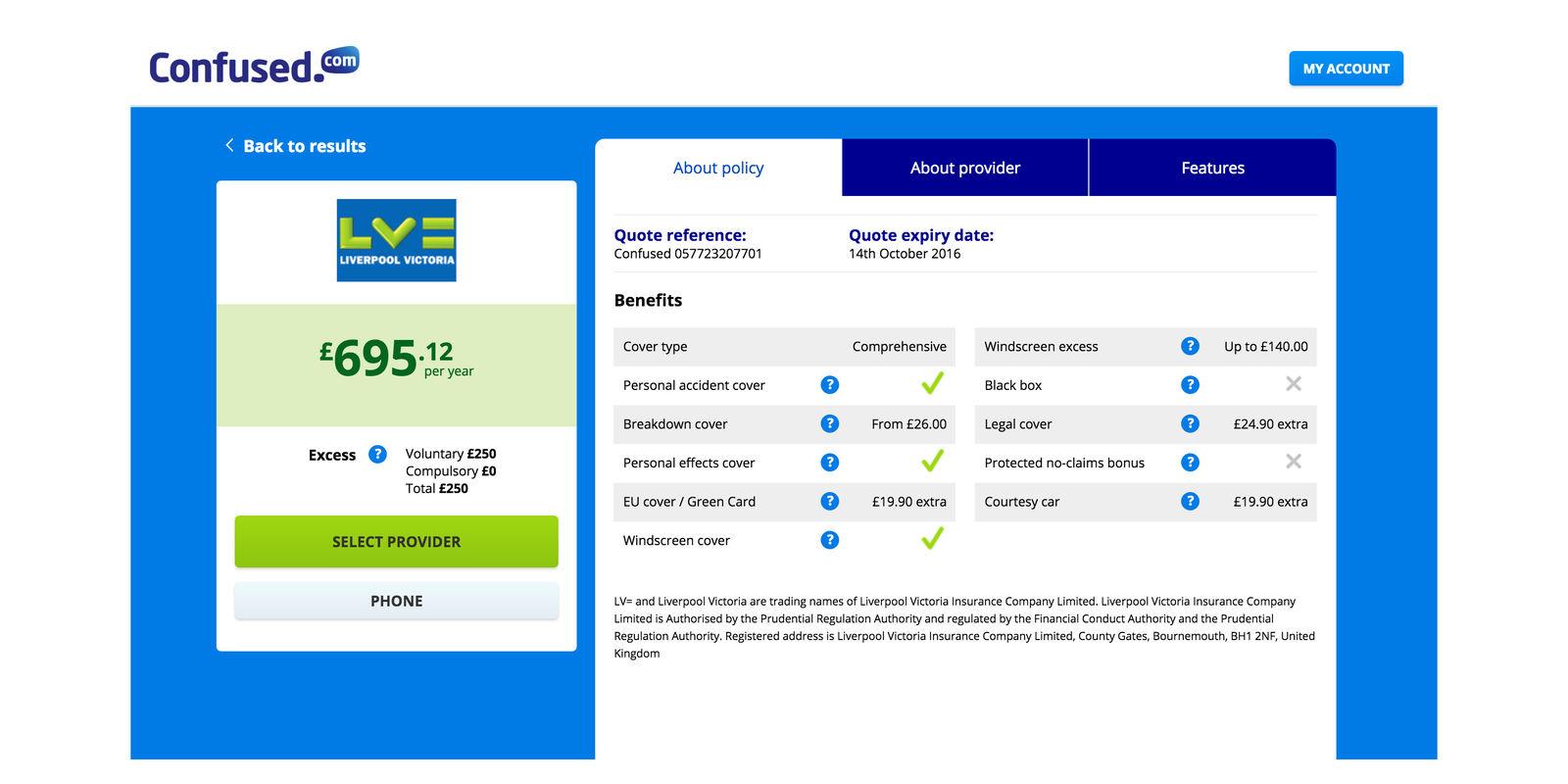 The best car insurance comparison websites | carwow