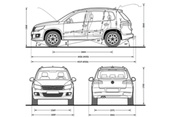 E46 Wiring Diagrams moreover Crossover together with 226564 Bmw X6 Dimension as well Tiguan together with Fuse Box Spacer. on bmw x1 dimensions