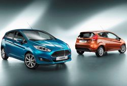 Paris motorshow new ford fiesta 01 e1409216225634