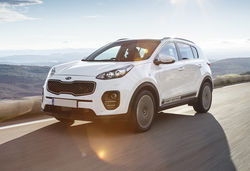 Sportage first edition 2.0 crdi at6 054