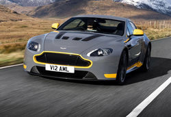 V12 vantage manual feature