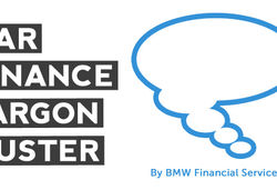 Car finance jargon buster