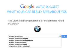 Carwow google auto suggest small
