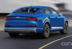 Carwow watermarked audi q8 render