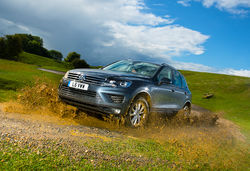 Carwow what is vw 4motion lead touareg escape