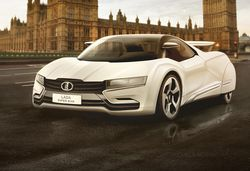 Lada Super Biva: Russian supercar revealed for UK market