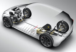 Content peugeot 208 hybrid4 cutaway