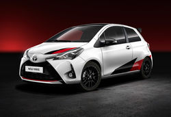 Toyota yaris hot hatch lead