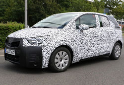 Vauxhall meriva new lead 0
