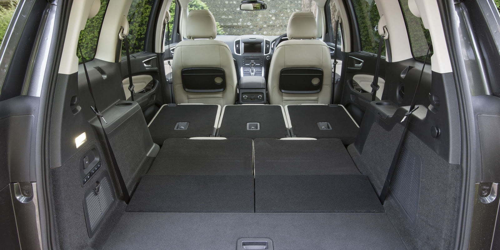 Ford Galaxy Review Amp Deals Carwow