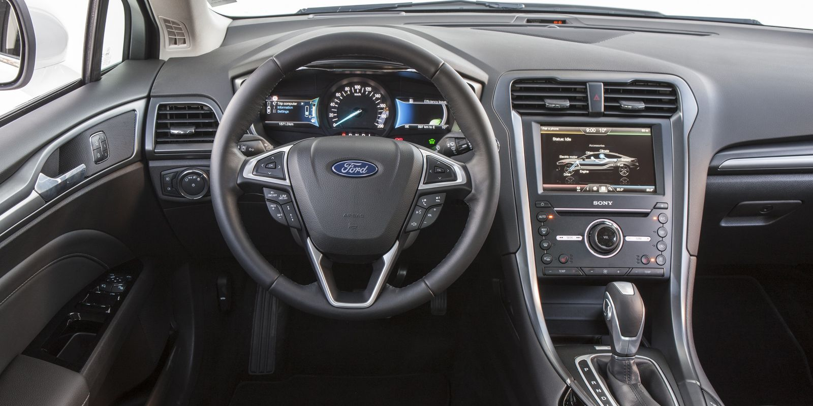 Ford Mondeo Hybrid Review | carwow