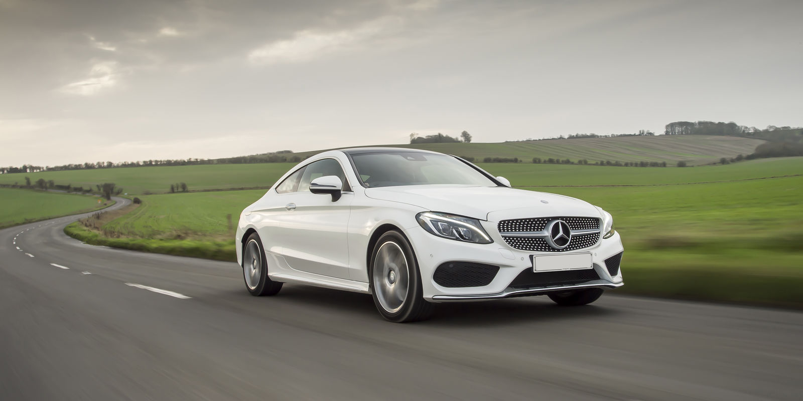 Mercedes c class coupe review deals carwow - Mercedes c class coupe used ...