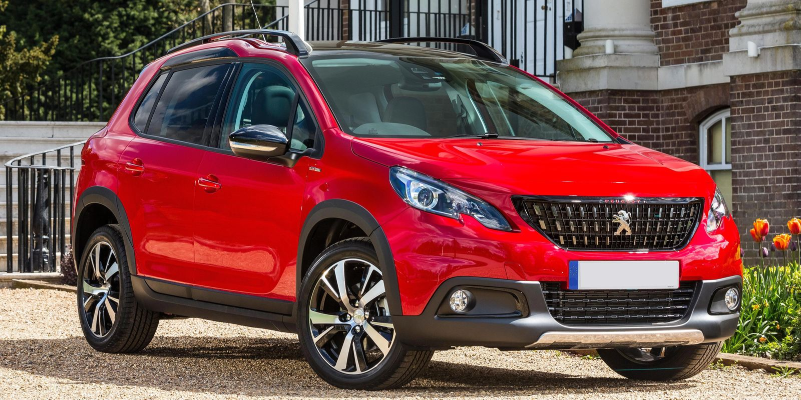 Peugeot 2008 Review Carwow