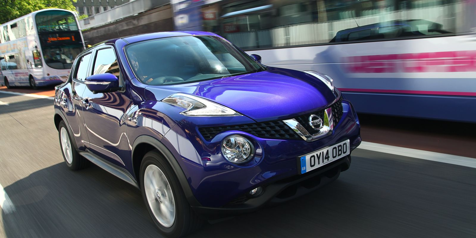 Nissan Juke Review Carwow