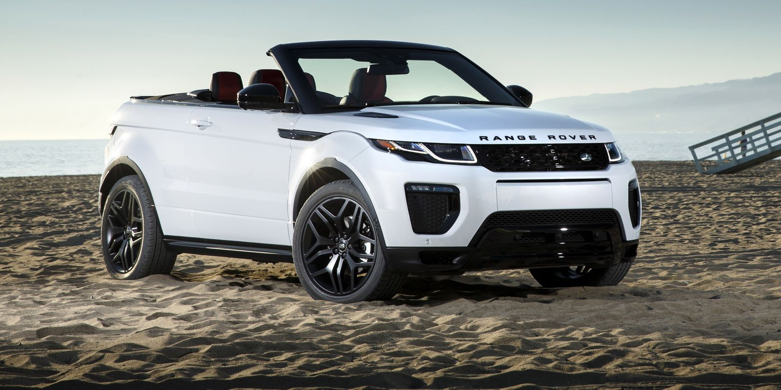 land rover range rover evoque convertible review carwow. Black Bedroom Furniture Sets. Home Design Ideas