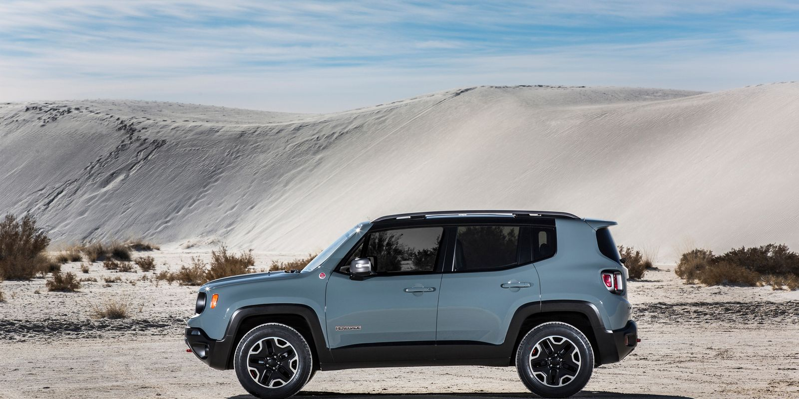 jeep renegade review carwow. Black Bedroom Furniture Sets. Home Design Ideas