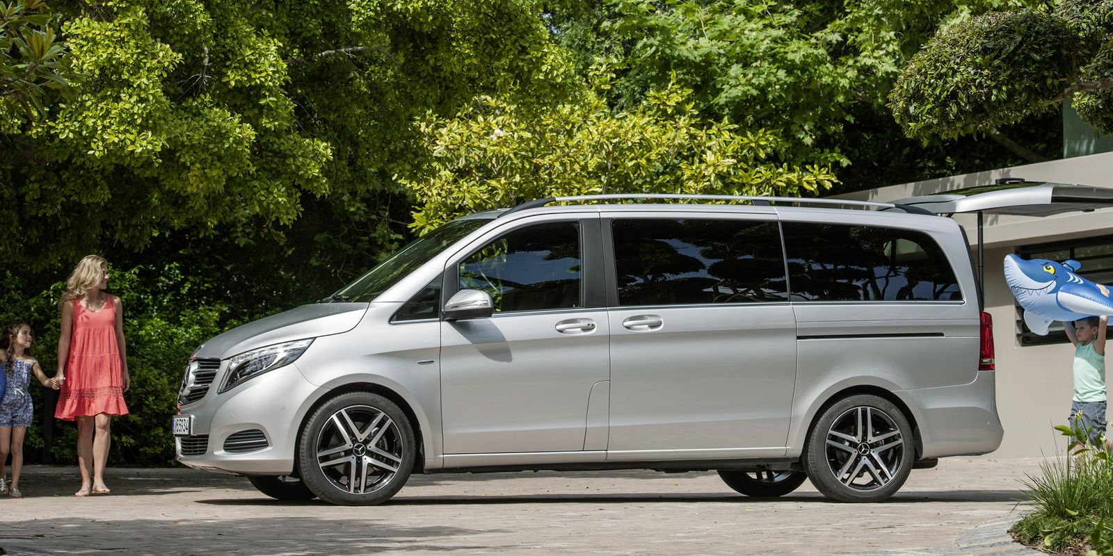 Mercedes V Class Review Carwow