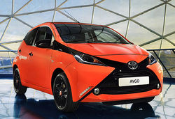 Toyota aygo main front 2014