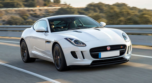 Jag f type v6s polaris white 001 0